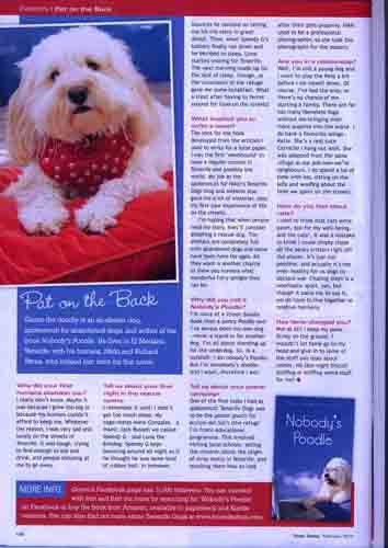 gizmo interview in dogs today